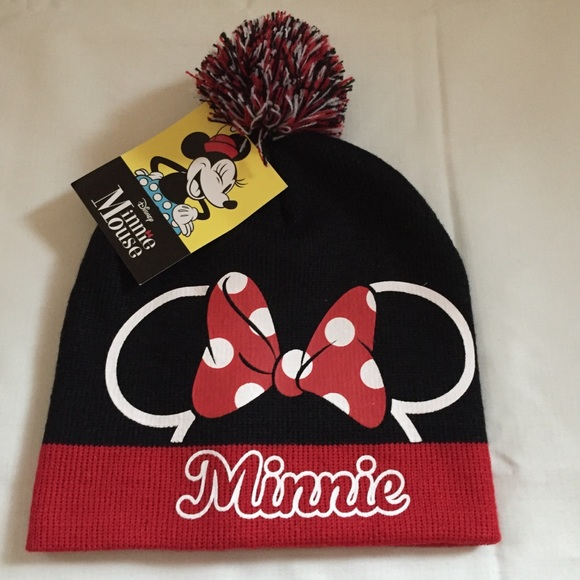 75cd7545b00 NWT Disney Minnie Mouse beanie